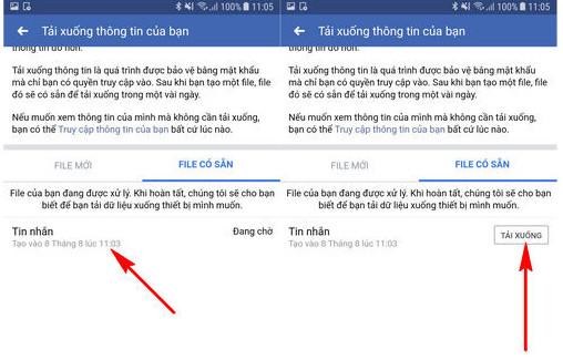 Cách khôi phục tin nhắn đã xóa trên messenger bằng điện thoại hiệu quả 8